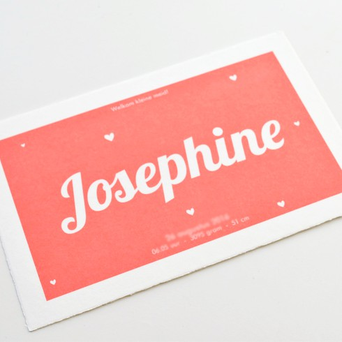 Oud hollands fluor Josephine