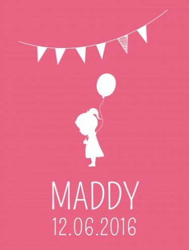Poster Special DIY - Maddy - 30x40 voor