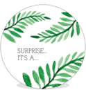 Sluitsticker DIY - Surprise